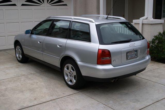 1999 Audi A4 Avant 2 8 Quattro